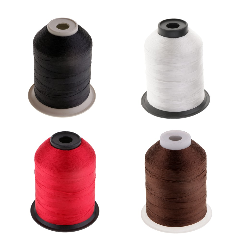2000M Rod Guides Wrapping Thread Rod Repairing Building Wrapping Line Brown