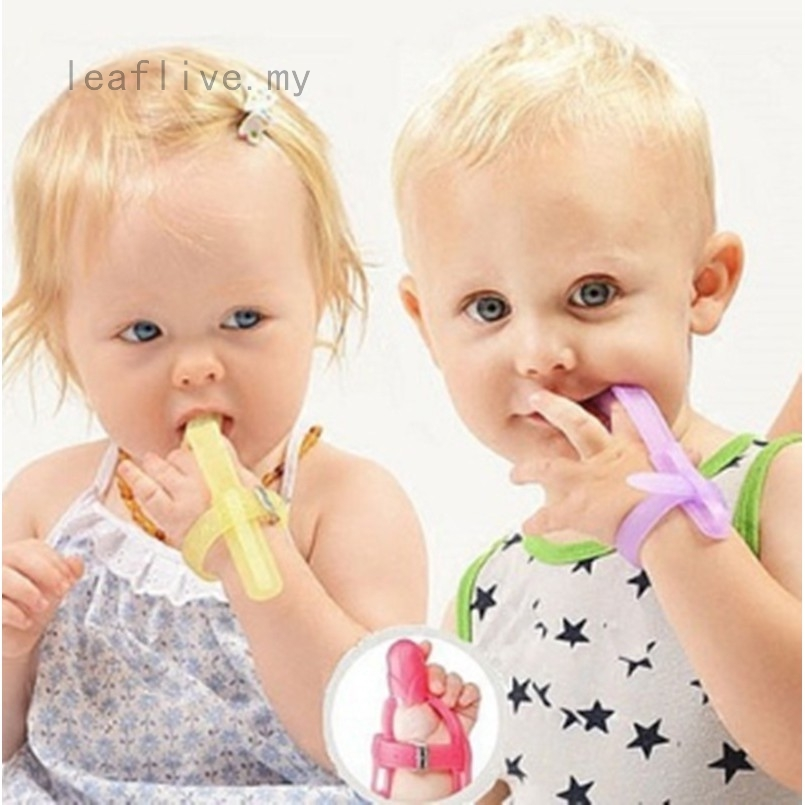 Stop Thumbsucking Thumb Sucking Kids Baby Child Finger Guard Protect Small ...