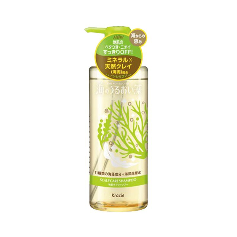 Kraice Umi No Uruoiso Scalp Care Shampoo / Conditioner