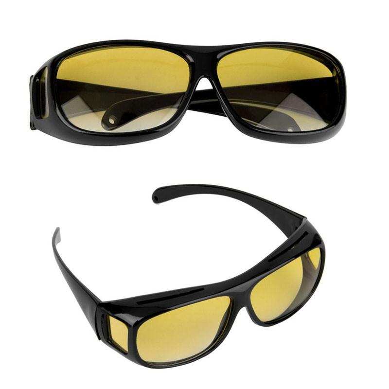2Units Aviator Style Night View Day Night HD Glasses   Shopee Malaysia ea3e4cc89fa3