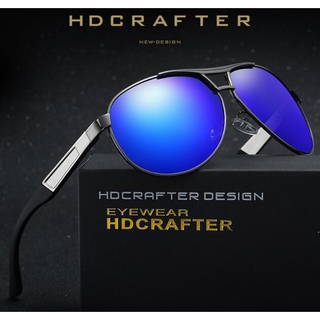 c5f16c1dd HDCRAFTER Polarized Sunglasses Man Cool Sun Glasses Driving Goggle Eyewear    Shopee Malaysia