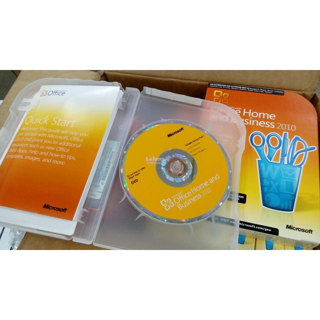 Buy fast microsoft office 2010 home and business