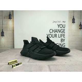 quality design b17e9 d0414 Original Adidas Climacool EQT black shark mesh men's Casual sports running  shoes