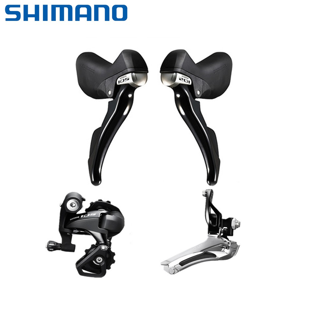 Shimano Tiagra Rear Derailleur Rd 4500 Ss Short Cage 9 Speed Bike Fd M4600 Shopee Malaysia
