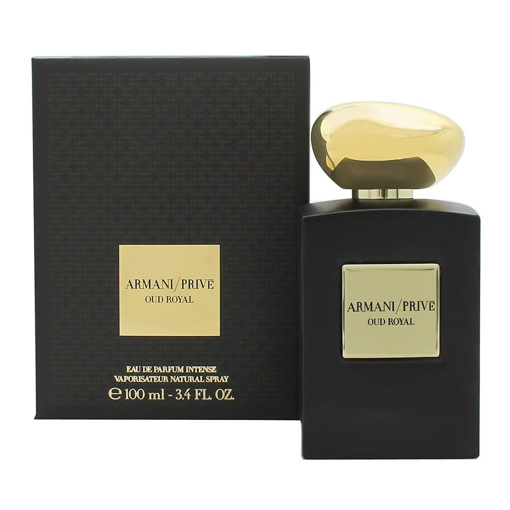 Prive Oud Royal by Giorgio Armani Edp Intense Unisex Perfume 100ml