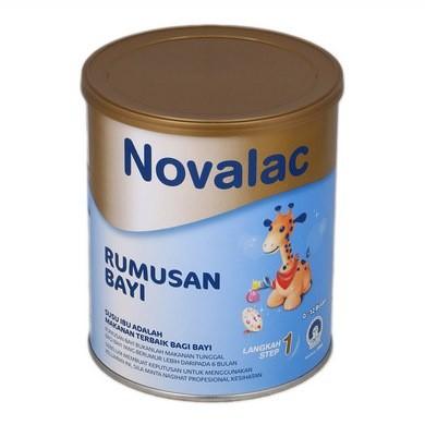Novalac Baby Formula Step 1 (800g)