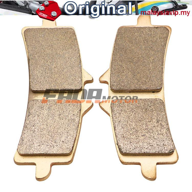 06-13 Rear Brake Pads Set of 4 for KIA CARENS