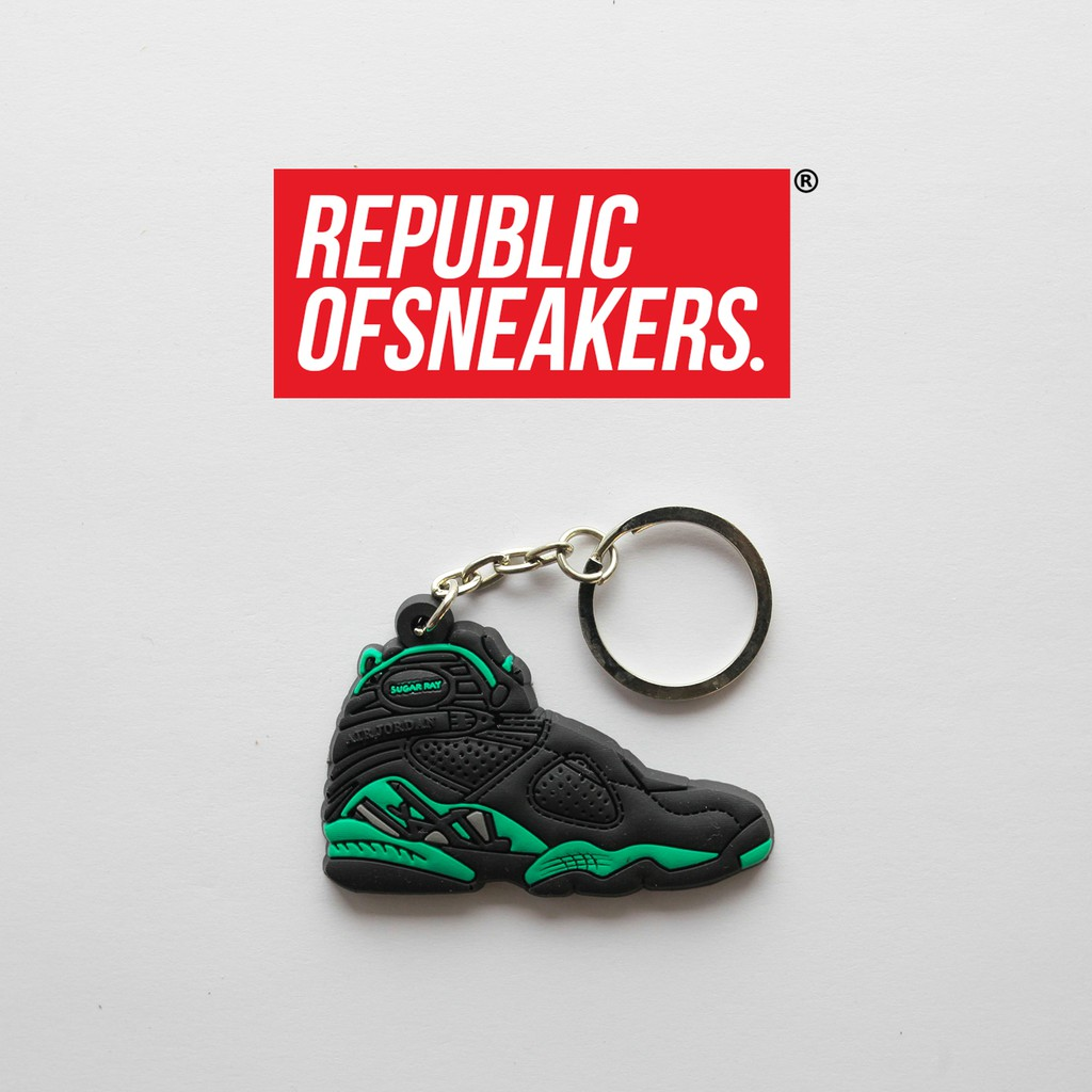 70207317663474 (Bundle of 5) Nike Jordan Keychain