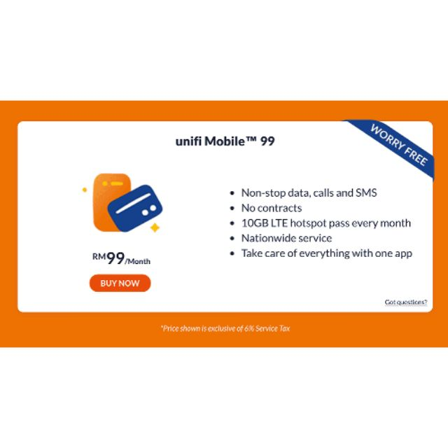 Unifi Unlimitedkan hotspot