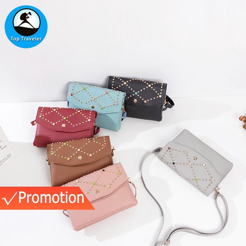 e7fe849cce5e 【READY STOCK!】HOT SALE New Korean version Fashion Women Shoulder Messenger  Crossbody Bag