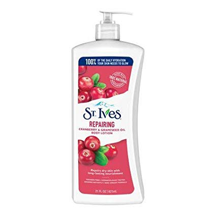 St. Ives Repairing Cranbery & Grapeseed Oil Body Lotion 621ml