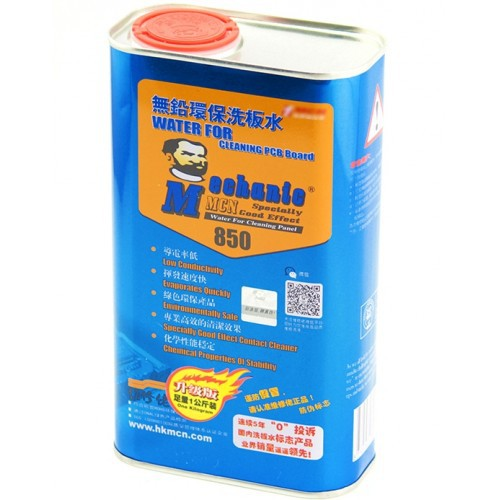 MECHANIC 850 WATER FOR CLEANING PCB BOARD