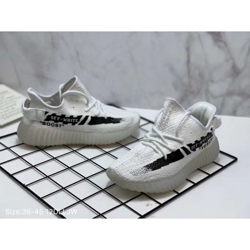 16908a547 Off White x Adidas Yeezy Boost 350 V2