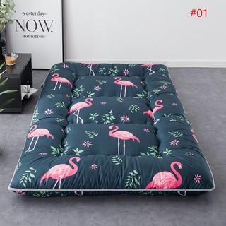 10a3c6e9d Thicker 10cm Tatami Mattress Bed Mattress Topper Tilam Queen Bedding |  Shopee Malaysia
