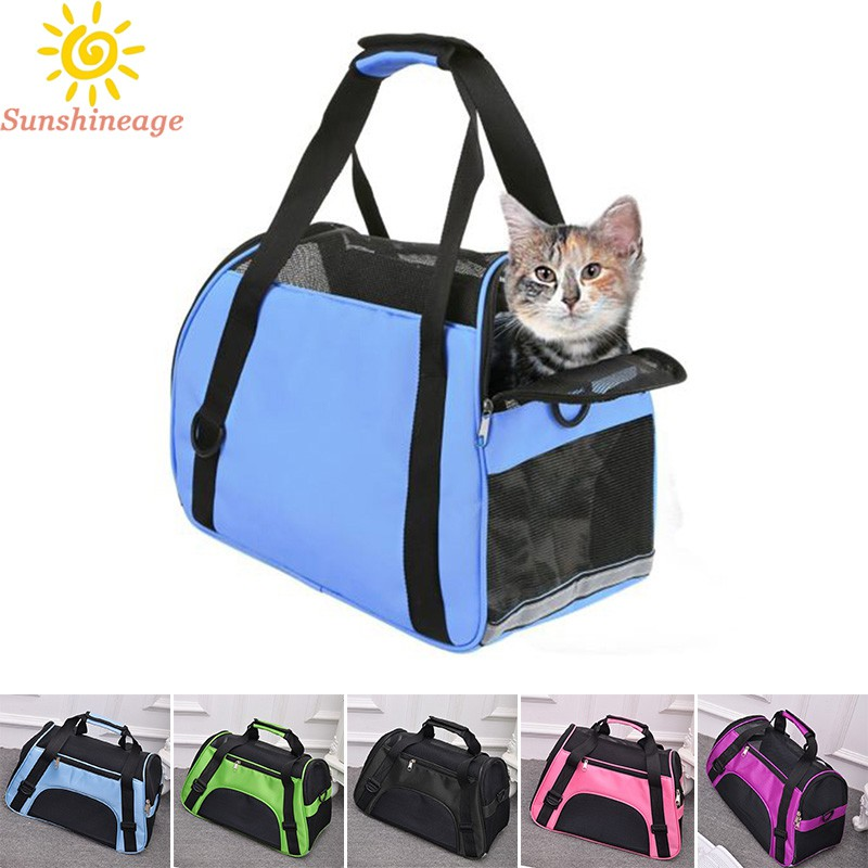 E Pet Carrier Space Cabin Shaped Breathable Pet Carrier Cat Dog Outdoor Backpack | Shopee Malaysia