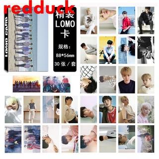 2019 Youpop KPOP Seventeen Don't Wanna Cry Album LOMO Cards
