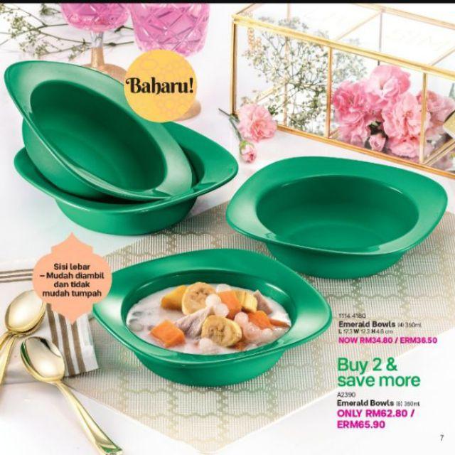 💥NEW Emerald Bowl 350ml