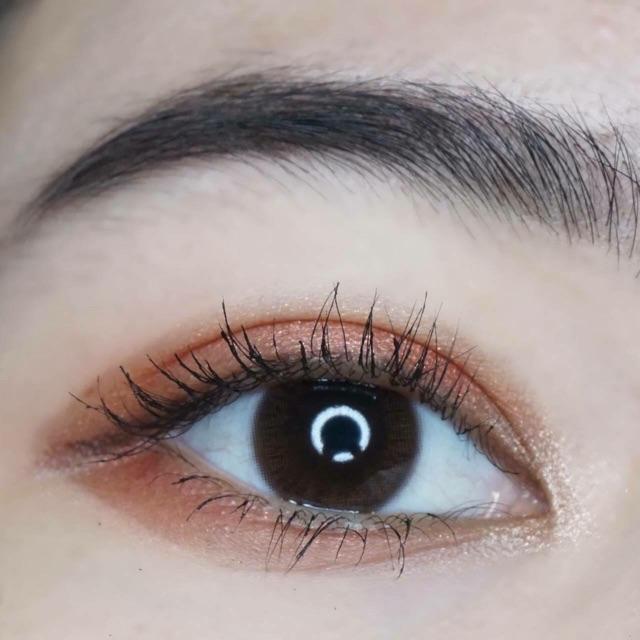 SALE ϟ mini soft brown 14.0 ขนาดมินิเท่าตาจริง รุ่นธรรมชาติ - KittyK