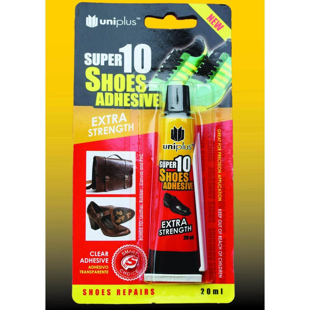 Uniplus Extra Strength Super 10 Shoes Adhesive Glue
