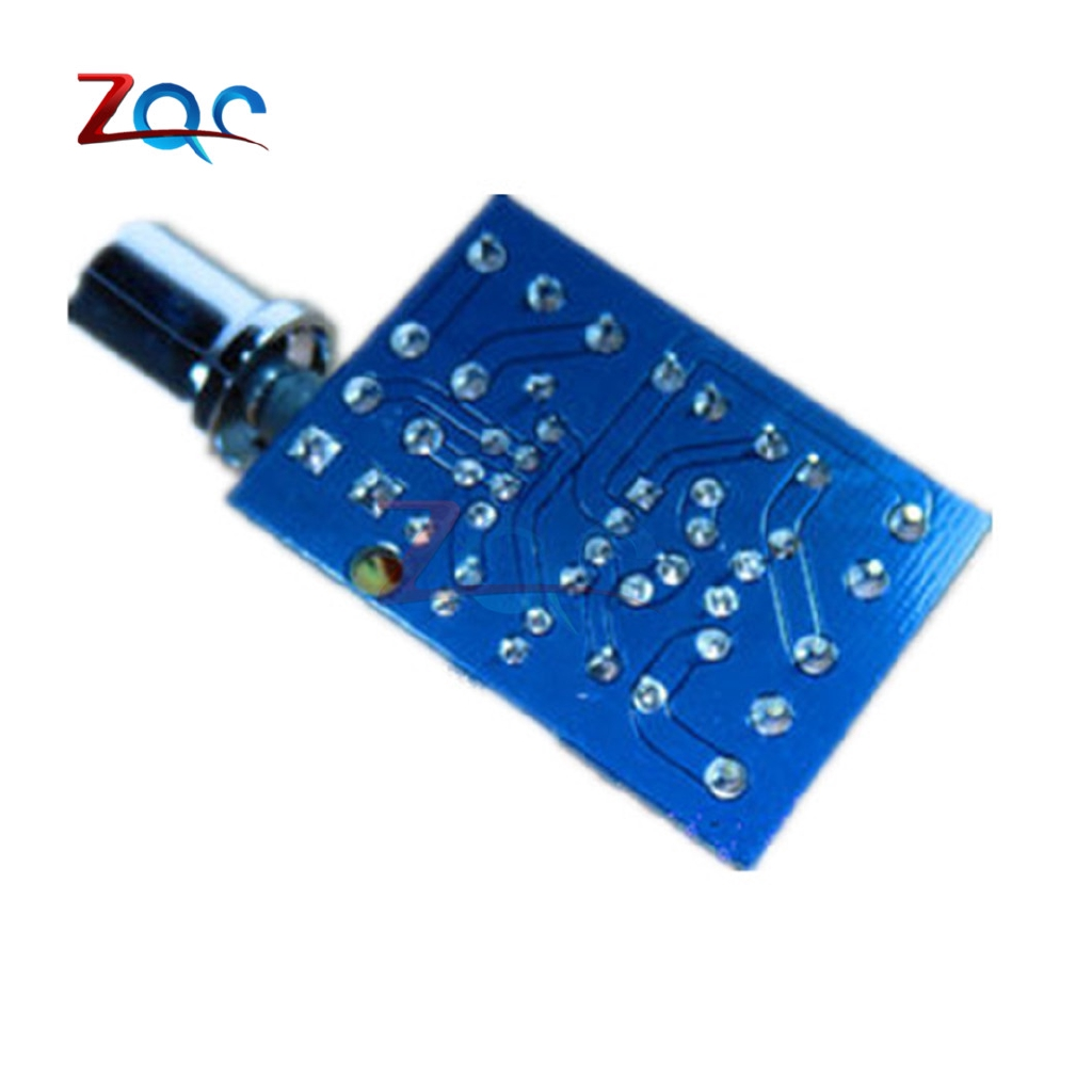 TDA2822M 1W×2 Stereo Mini 2.0 Channel Audio Power Amplifier Board DC 5V 12V CAR