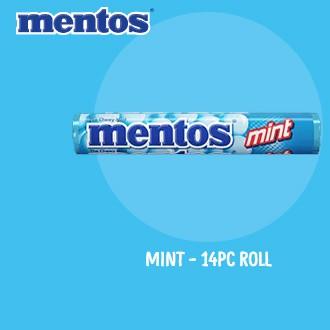 SWEETS MENTOS CHEWY MINTS Mint / Mix Fruit