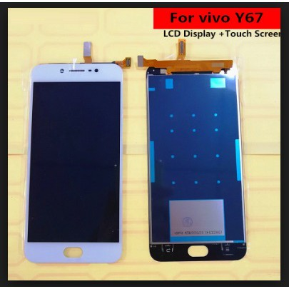 Vivo V5 Y67 / V5S LCD Display with Touch Screen Digitizer Fullset