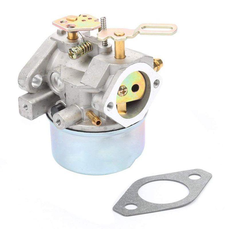 Adjustable Carburetor Carb Tecumseh 10HP 9HP 8HP Engine HMSK90 HMSK80 Snowblower