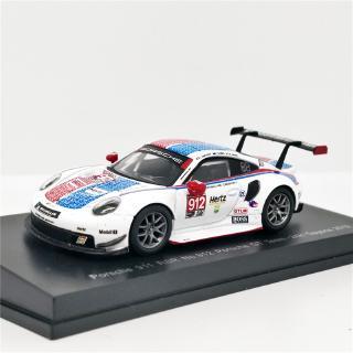 Sparky Porsche 911 RSR #911 Porsche GT Team Winner GTLM Petit Le Mans 2018 1//64