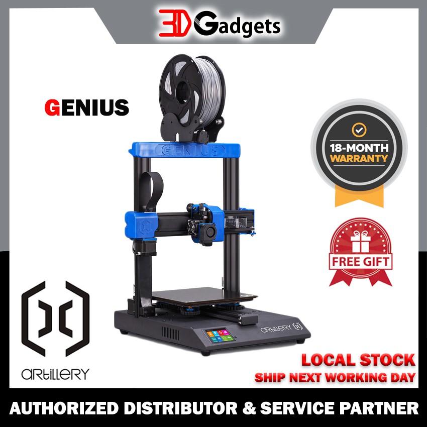 Artillery Genius Semi DIY 3D Printer Kit (Ready Stock MY