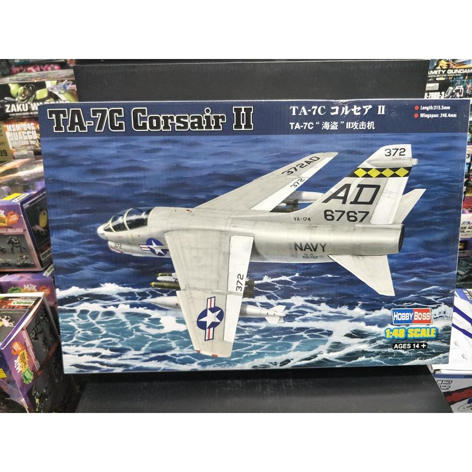 Hobbyboss 1//48 80346 TA-7C Corsair II