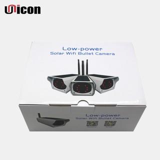 Unicon Vision 2mp Solar Powered CCTV WIFI Wireless Outdoor
