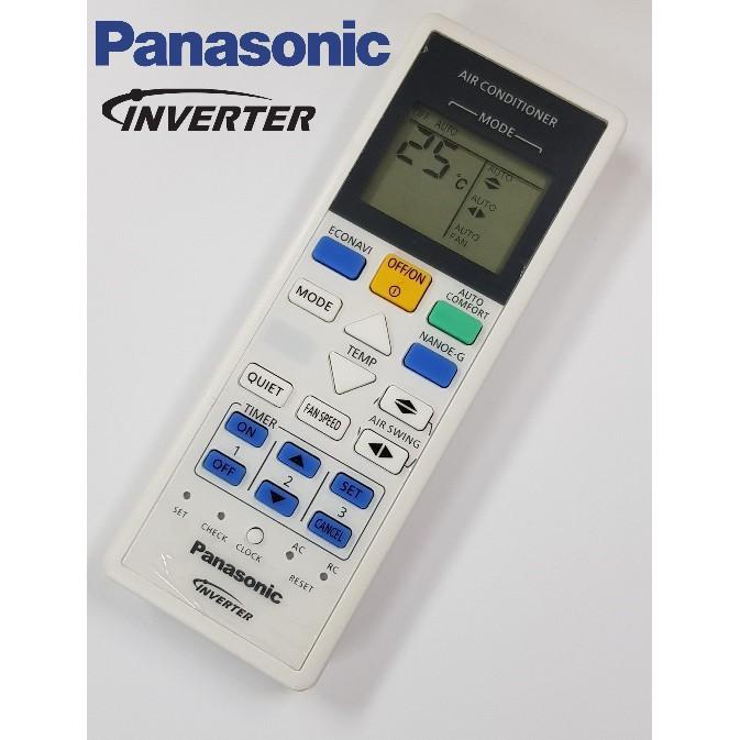New Panasonic Air Conditioner Remote Control ECONAVI inverter Air Cond