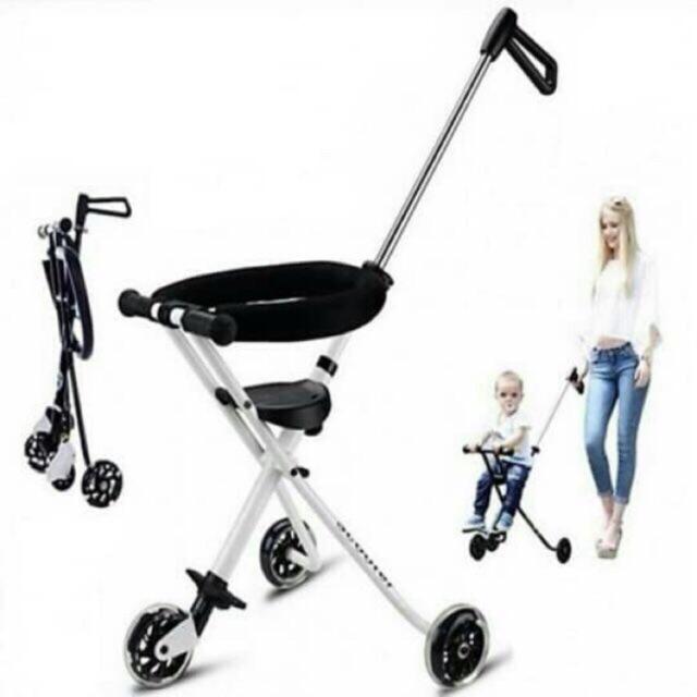 Magic Stoller - 3 Roda / 5 Roda Moden Stroller (ringan