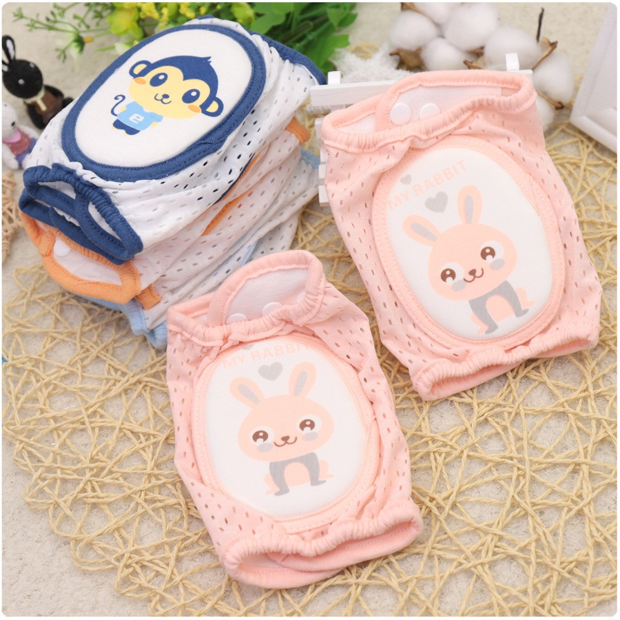 Baby Knee Pads Protector Kids Leg Warmers Cover Elbow Cushion 婴儿护膝 BB0006