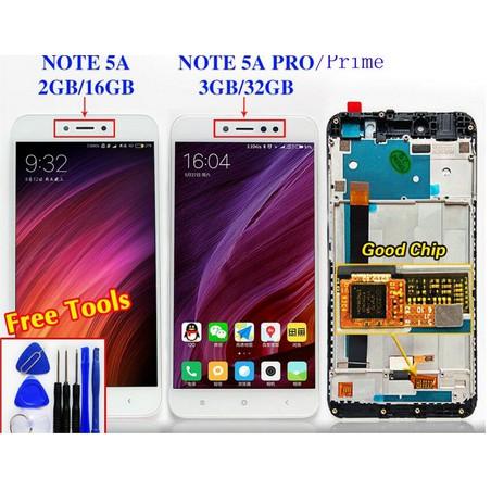 Xiaomi Redmi Note 5A LCD Redmi Note 5A Prime Screen Touch Display Repair