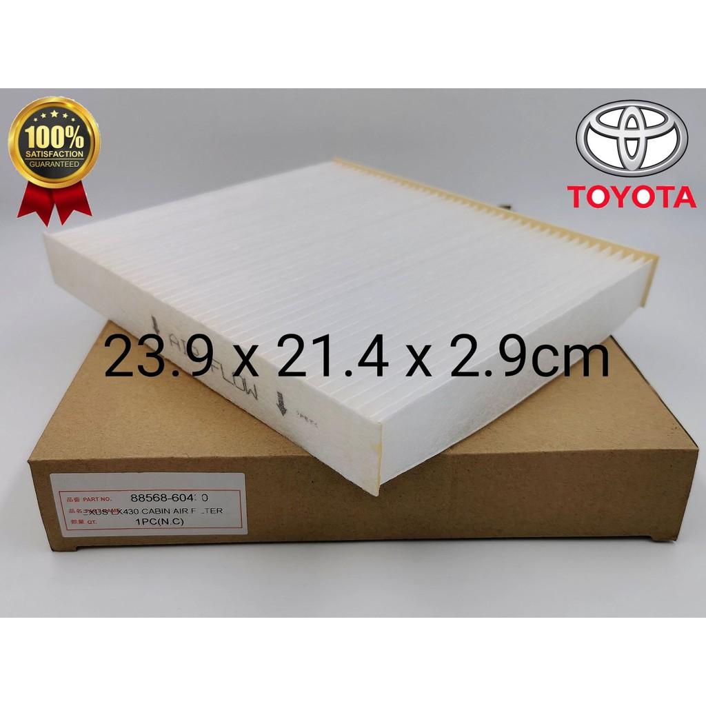 CAFNDTLEXLS430 - TOYOTA LEXUS LS430 DENSO AIR FILTER