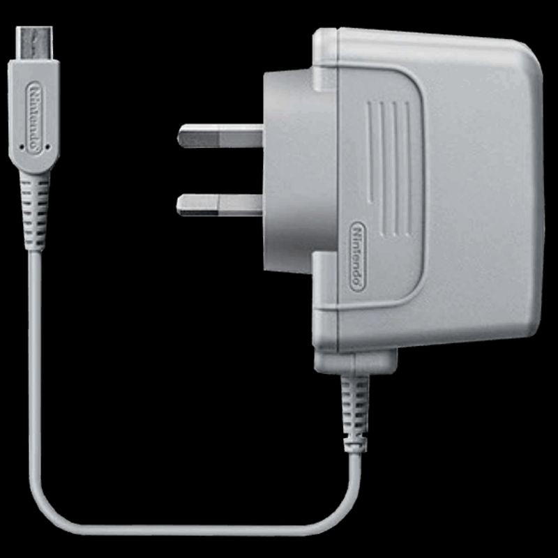 Nintendo 3DS 2DS Charger Adapter AU  Fast Charge