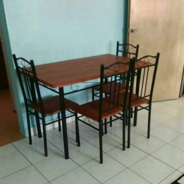 Dining Table With 4chairs Home Living