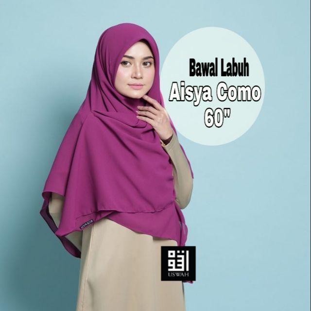 Bawal Labuh Aisya Como 60 By Uswah