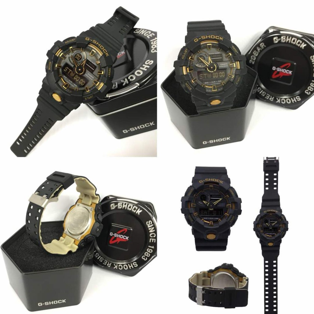 *Crazy 2020 Deal*(G-SH0CK SPORTS/FASHION WATCH