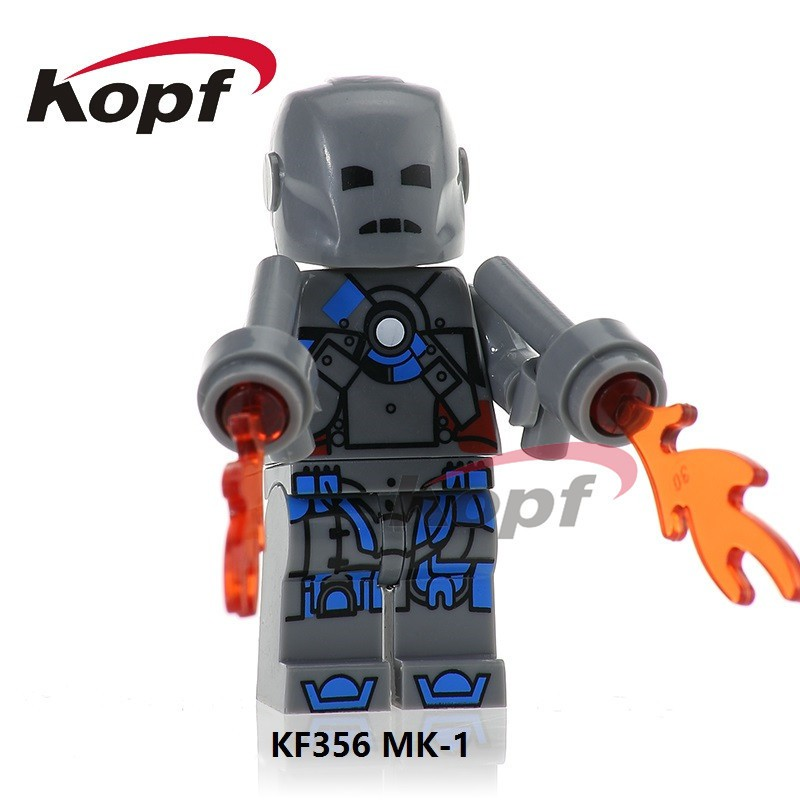 MINI FIGURINES MK-1 KF356
