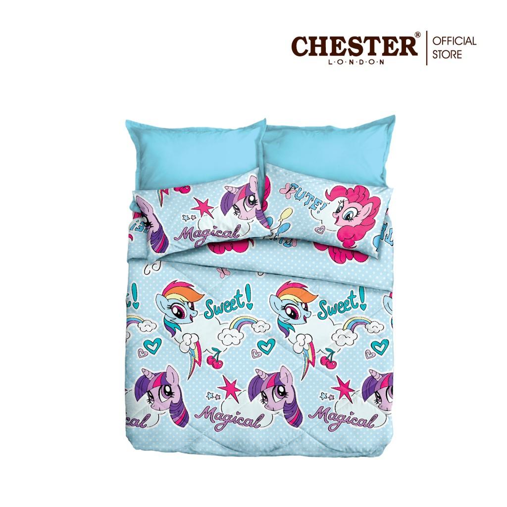 Chester London My Little Pony 350 Thread Count Queen Comforter Set