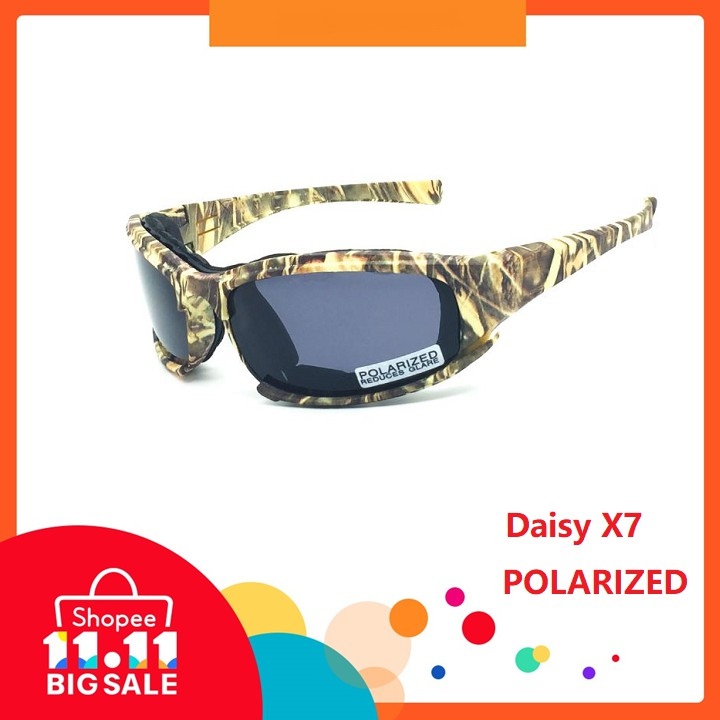 a29cc4c4a2 Daisy x7 tactical sunglasses shooting night vision goggles motorcycle  goggles