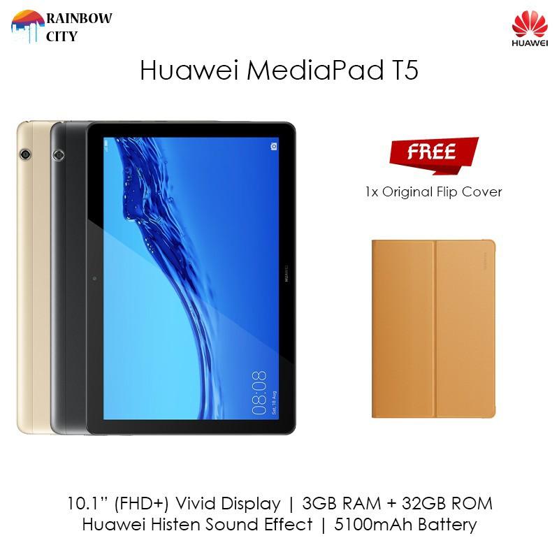 Huawei MediaPad T5 Price in Malaysia & Specs | TechNave