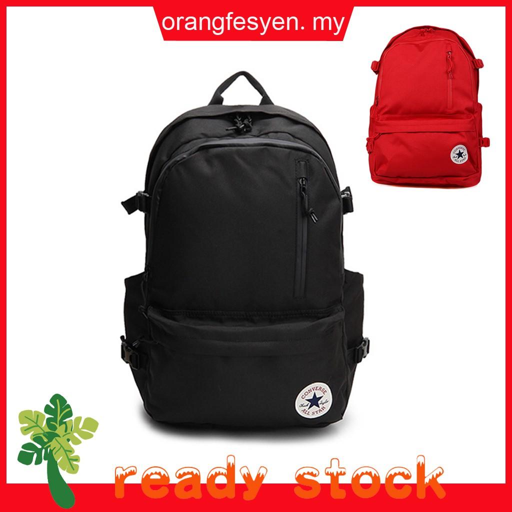 c5a03e0a7ef5a Converse Full Ride Backpack Casual Sport Gym Shoulder Bag School Bag  Rucksack
