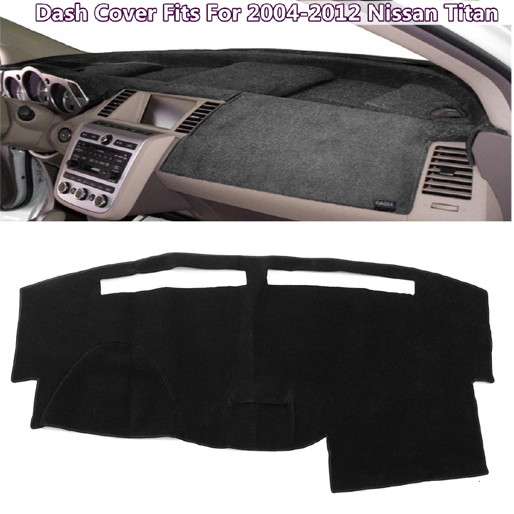 Interior Accessories Dashboard Mat Original Factory Shape Pad Protection Cover Carpet Dashmat Special Model For Honda Spirior 2014 2015 Floor Mats