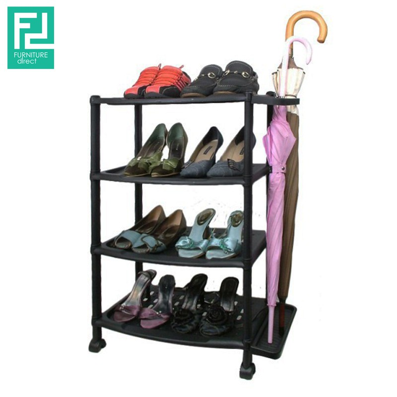 Furniture Direct FSS164 shoe rack with umbrella stand