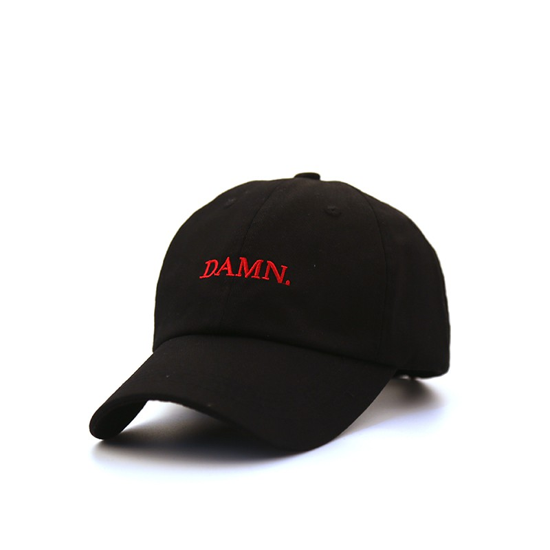 4caea090cbe Kendrick Lamar cap Washed with water hats Women Men Baseball Hats Hip Hop  Cap