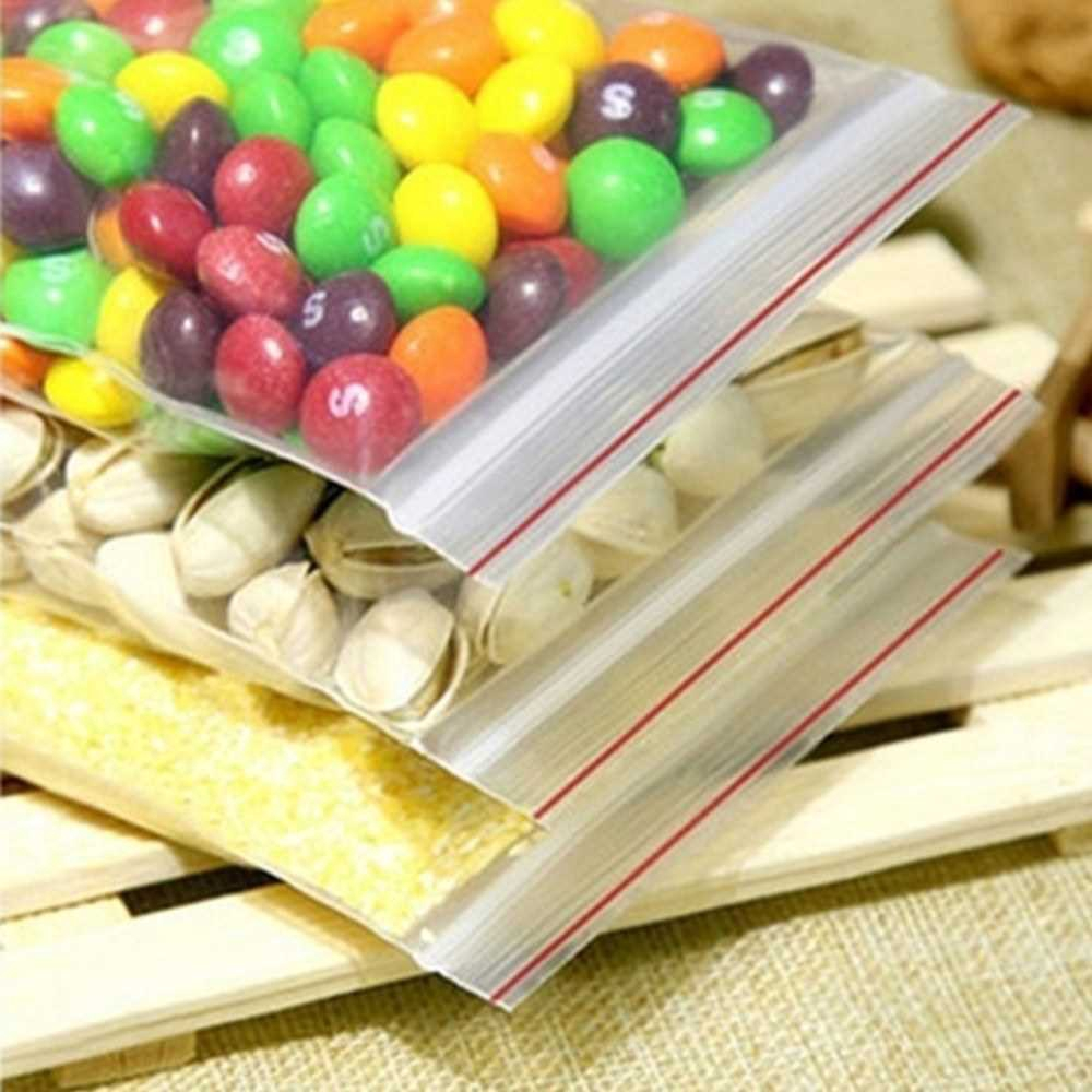 Clear Resealable Cello/Cellophane Bags Good for Bakery Candle Soap Cookie 100Pcs 4x6 (Clear)