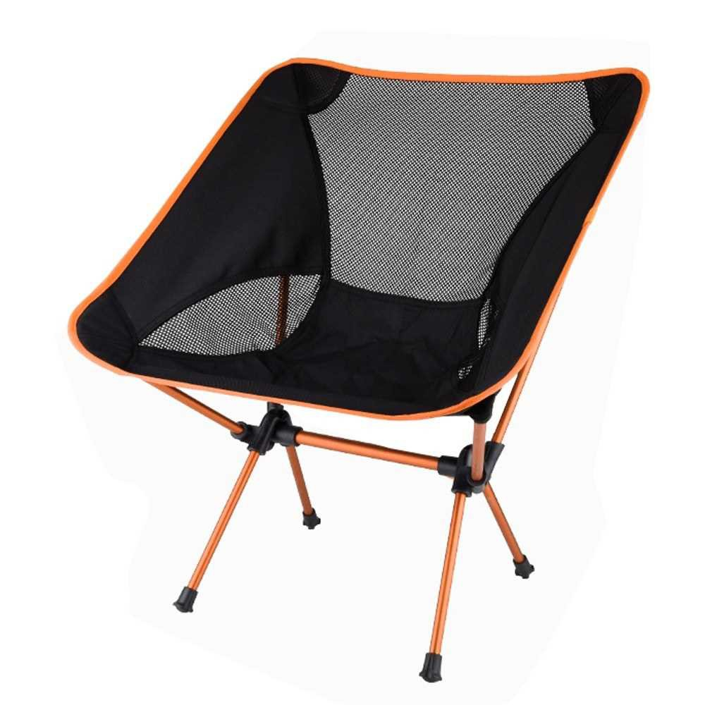 Travel Ultralight Folding Chair Superhard High Load Outdoor Camping Chair Portable Beach Hiking Picnic Seat Fishing Too